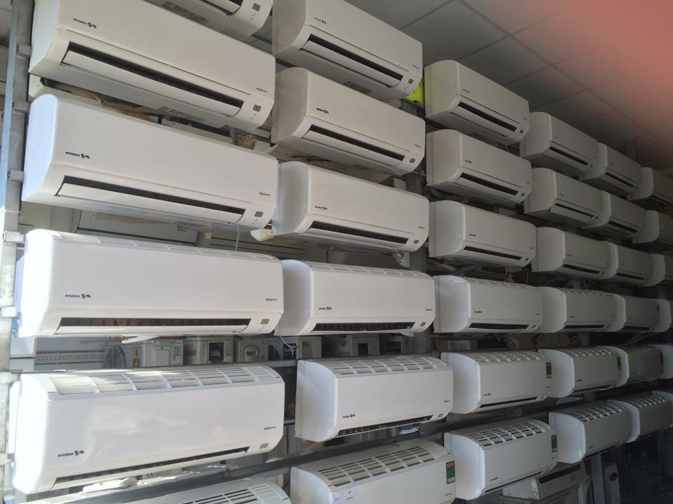 Mua bán máy lạnh tại hcm uy tín