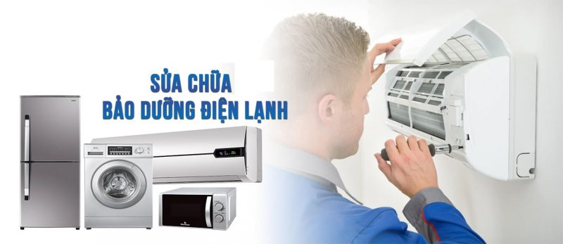 Phân phối sửa chữa máy lạnh điều hòa