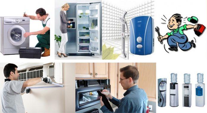 Sửa chữa bảo hành cơ điện lạnh