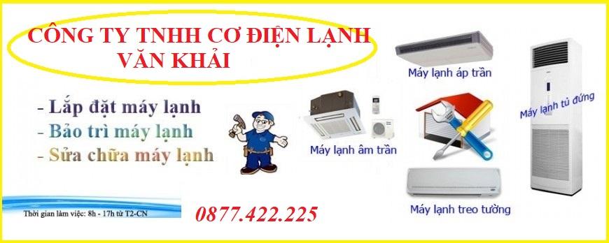 Sửa chữa bảo trì điện lạnh tại nhà